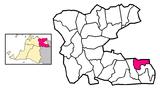 Locator Kecamatan Pondok Aren di Kabupaten Tangerang.png