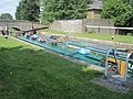 Lock 29 (Church), Grand Union Canal, with two boats (1).jpg