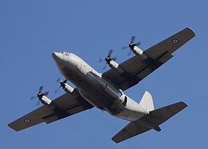 Lockheed C-130B Hercules 356º Mira.jpg