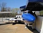 Lockheed Jetstar Hound Dog II Graceland Memphis TN 2013-04-01 003.jpg