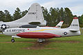 Lockheed T-33A Shooting Star 0-16699 (51-6699) (10005457366).jpg