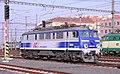 Locomotive EU07-533 of PKP in Prague.jpg