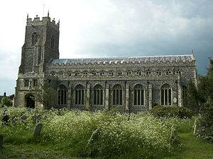 Loddon, Norfolk - Loddon Holy Trinity