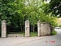 Lodge gates at Graig - geograph.org.uk - 29544.jpg