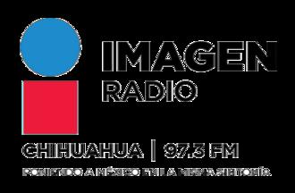 XHCHI-FM - Image: Logo Imagen 97.3 FM