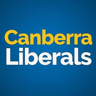 Canberra Liberals - Image: Logo Canberra Liberals