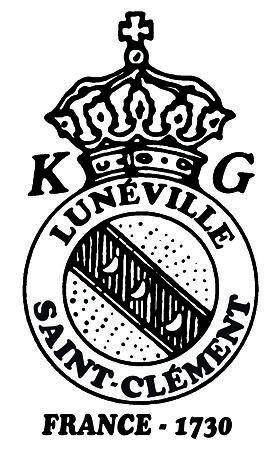 logo de Faïencerie de Lunéville-Saint-Clément
