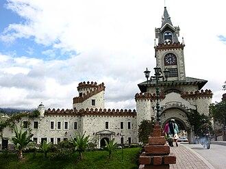 Loja, Ecuador - Gates of Loja