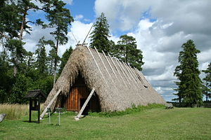 Iron Age Scandinavia - Image: Lojstahallen