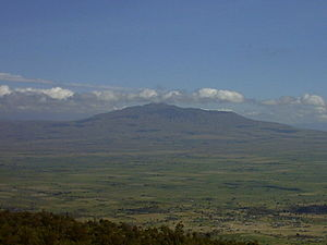 Great Rift Valley, Kenya - Mount Longonot