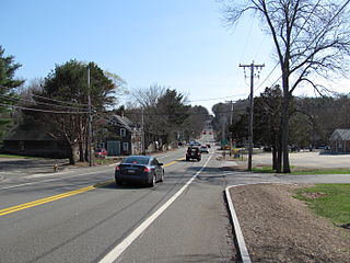 U.S. Route 1 in Massachusetts Section of U.S. Highway in Massachusetts, United States
