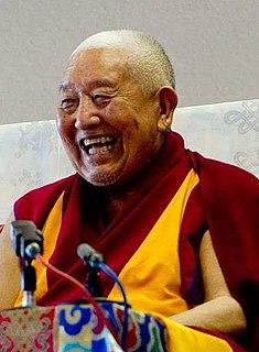 Tibetan religious leader