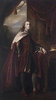 William Legge, 2nd Earl of Dartmouth British politician