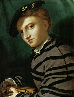 c. 1525 painting by Lorenzo Lotto