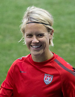 Lori Lindsey American soccer player
