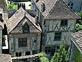 Lot Saint-Cirq-Lapopie Chateau Vue Sur Le Village 29052012 - panoramio (3).jpg