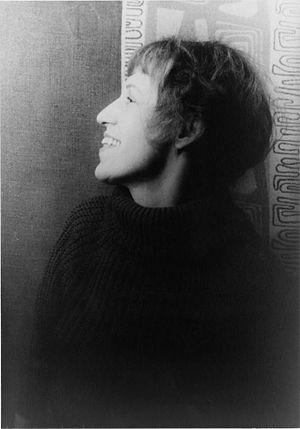 Lotte Lenya - photographed by Carl Van Vechten, 1962