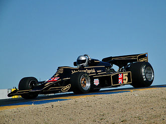 Lotus Cars - Lotus 77