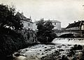 Louis Pasteur, his family house in Arbois. Photograph. Wellcome V0028765.jpg