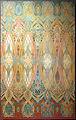 Louis henry sullivan per winslow brother company, frammento di decorazione dipinta dalla trading room della borsa di chicago, 1893-94.JPG