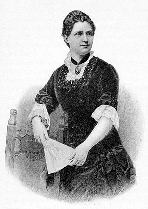 Luise Adolpha Le Beau - Luise Adolpha Le Beau.