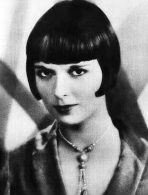 Publicity photo of Louise Brooks from Stars of...