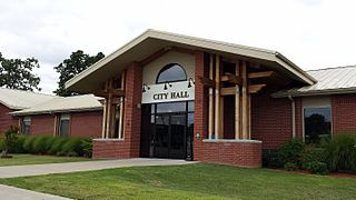 Lowell, Arkansas City in Arkansas, United States