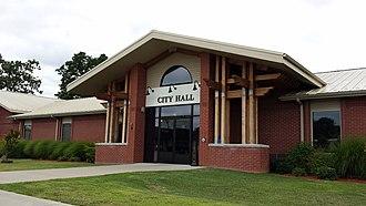 Lowell, Arkansas - City Hall