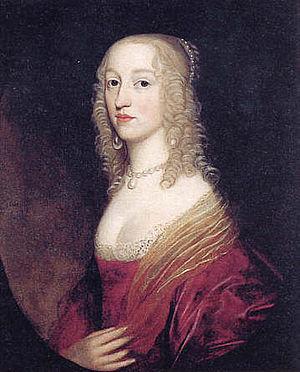 Louise Hollandine of the Palatinate - Image: Luise Hollandine