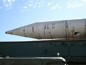 9K52 Luna-M - 9M21 missile (Luna M)