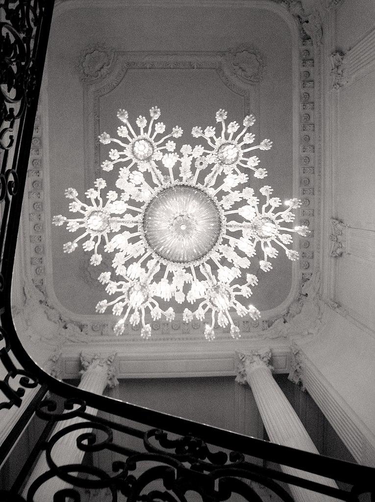 Filelustre En Cristal Musee Baccarat Parisjpg Wikimedia Commons