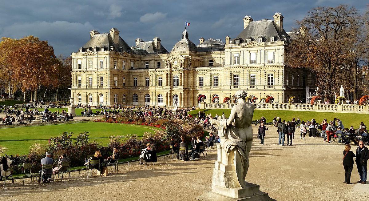 Palazzo del lussemburgo wikipedia