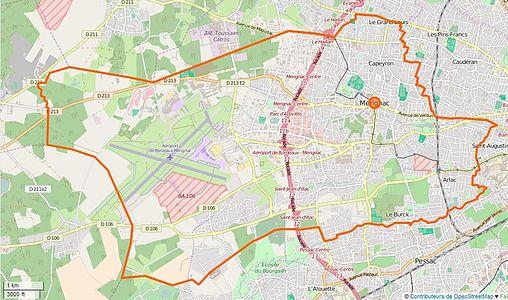 Mérignac (Gironde) — Wikipédia