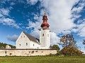 Mölbling Gunzenberg Pfarrkirche hl. Florian 21102018 5104.jpg