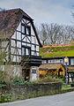 Mönchbruch-Mühle - Moenchbruch-hotel - Mörfelden-Walldorf - Germany - December 25th 2012 - 01.jpg