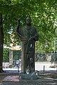 """Münster, Skulptur """"Clemens August Graf von Galen"""" -- 2018 -- 3681.jpg"""