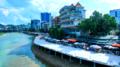 Một góc sông bằng chảy qua trung tâm thành phố cao bằng.png