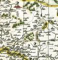 M.K.Radvila 1613 LDK žemėlapis Vilkmergės pavietas.png