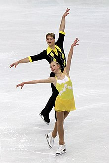 M. Sergejeva and I. Glebov at the 2010 Olympics (2).jpg