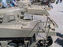 Post–World War II Sherman tanks - WikiVisually