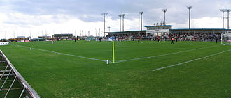 Honda FC - Miyakoda Soccer Stadium