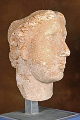 Portrait de Cléopâtre V Tryphène Ra 80