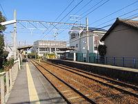 MT-Katahara Station-Platform.JPG