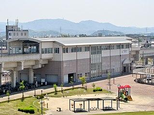 Sakurai Station (Aichi) Railway station in Anjō, Aichi Prefecture, Japan