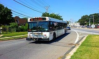 Route 62 (MTA Maryland LocalLink)