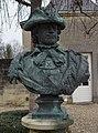 Maastricht - Kasteel Neercanne - borstbeeld Peter de Grote door Alexander Taratynov 2000 20210116.jpg