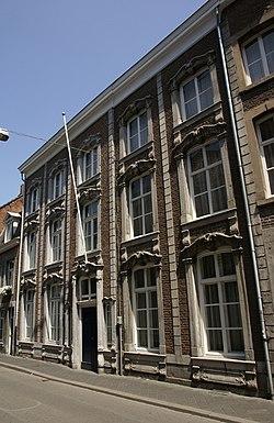 Maastricht - rijksmonument 26939 - Capucijnenstraat 57 20100710.jpg