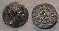 Macedonia, dinastia degli antigonidi, tetradracma di perseo, pella, 179-168 ac ca.JPG