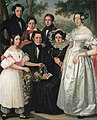 Machek–Wehle family, ca. 1840.jpg