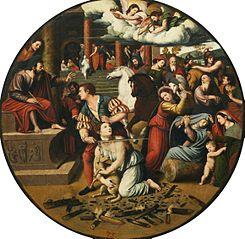 The Martyrdom of Saint Agnes